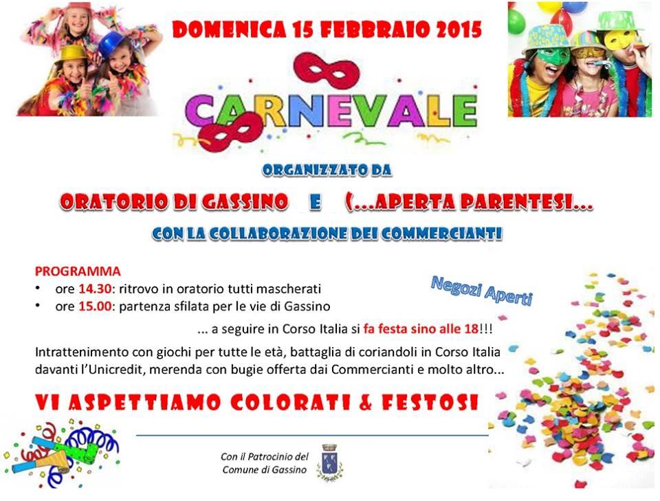 carnevale 15